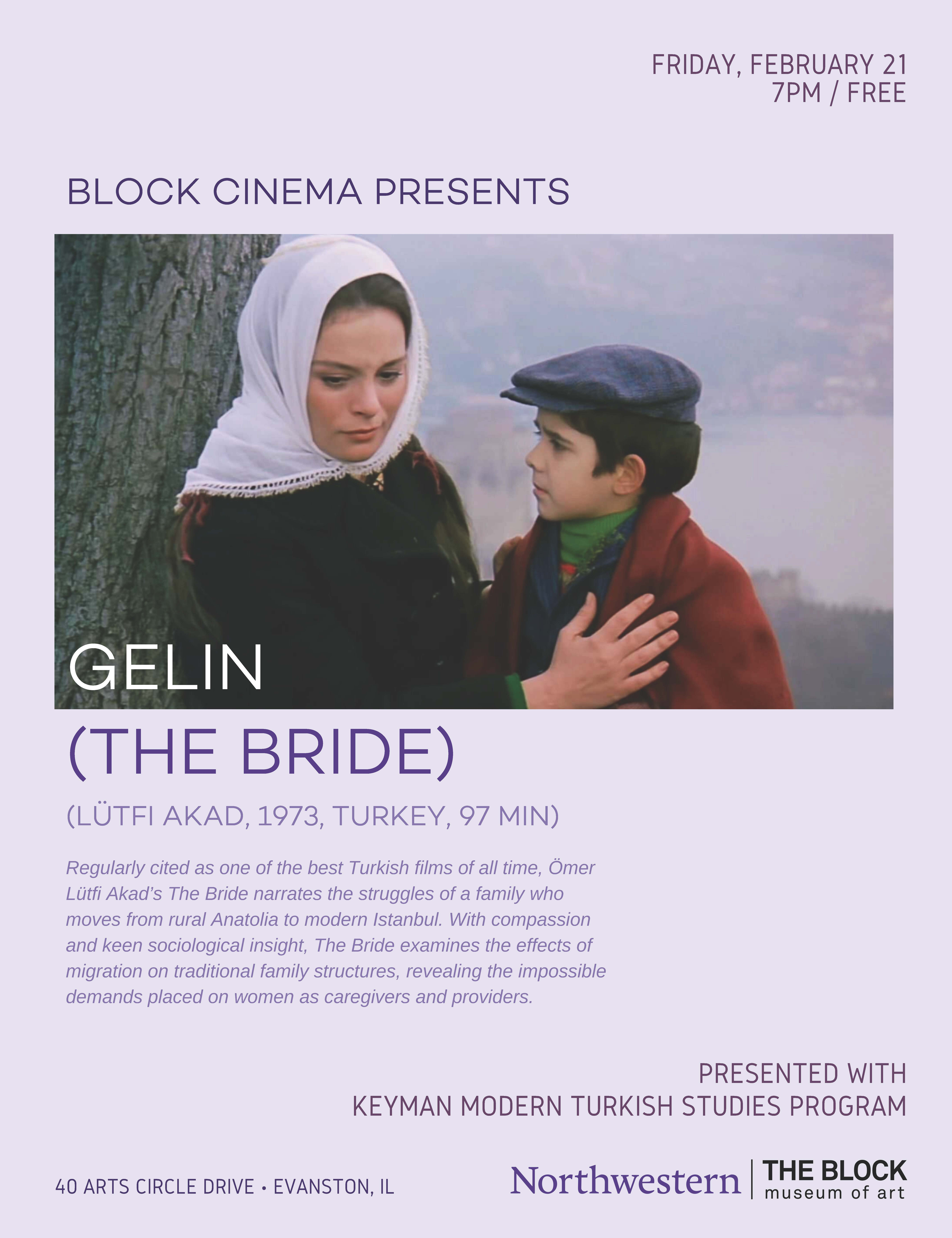 gelin film flyer